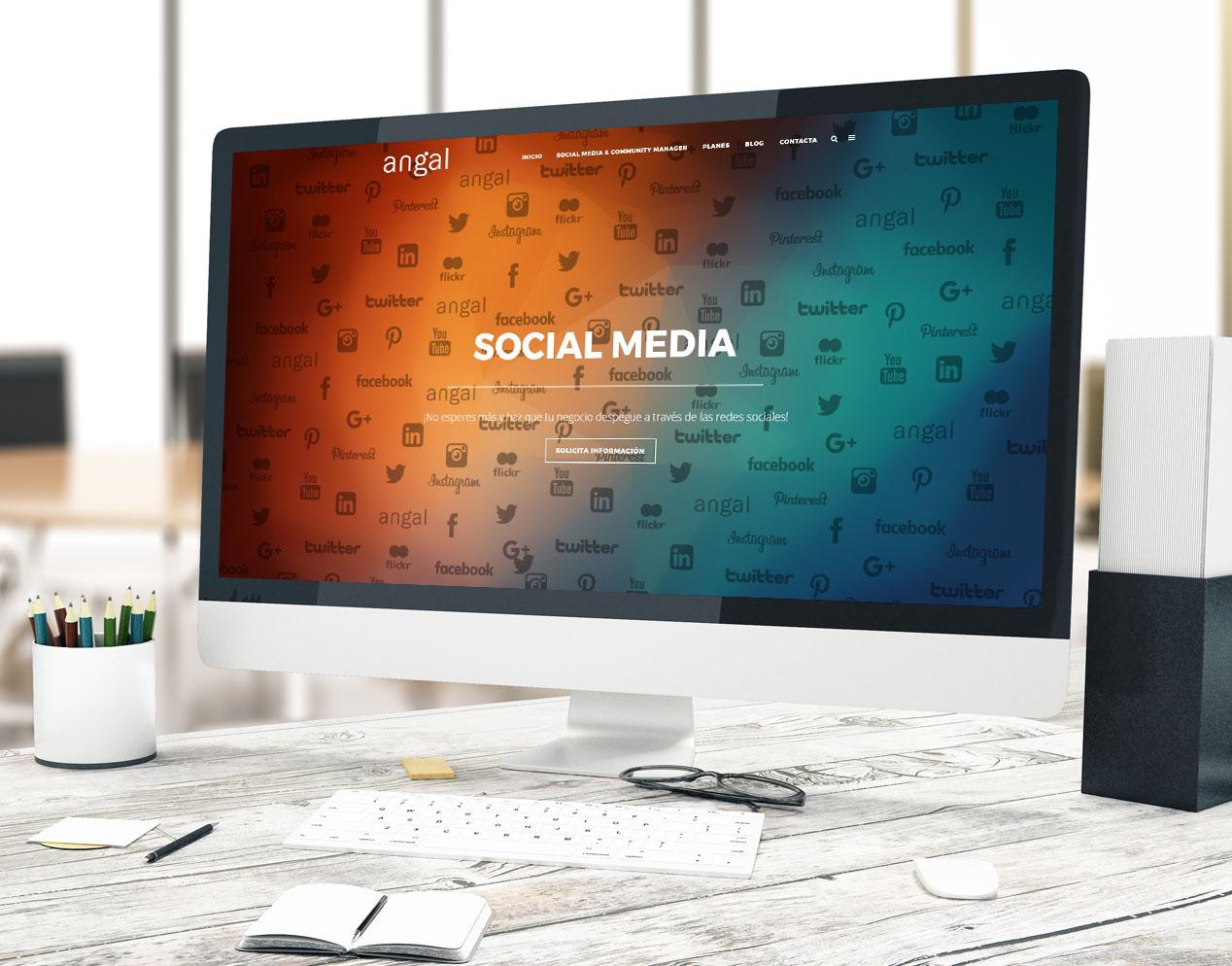Agencia de marketing digital
